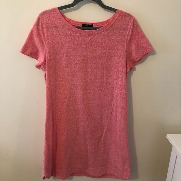 GAP Dresses & Skirts - Pink GAP T-shirt Dress